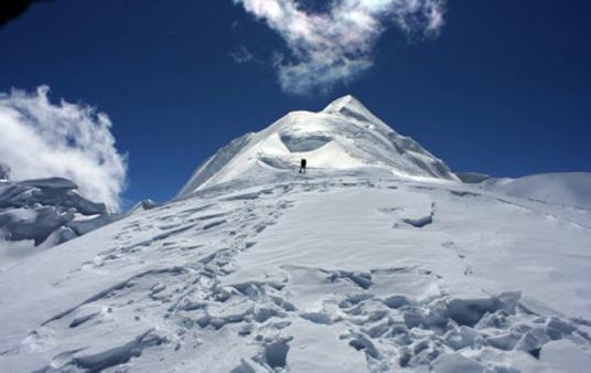 21 Days Chulu West Peak Climbing