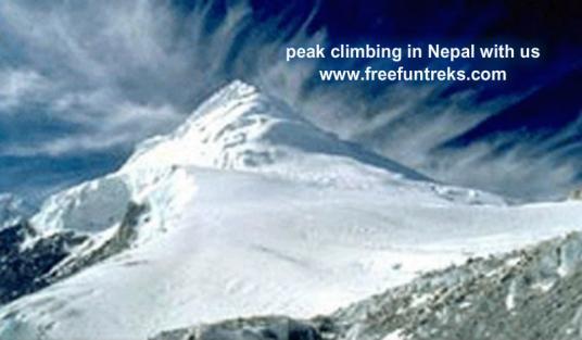 Parchemo Peak Climbing 14 Days