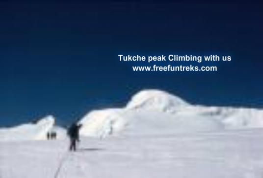26 Days Tukche Peak Climbing