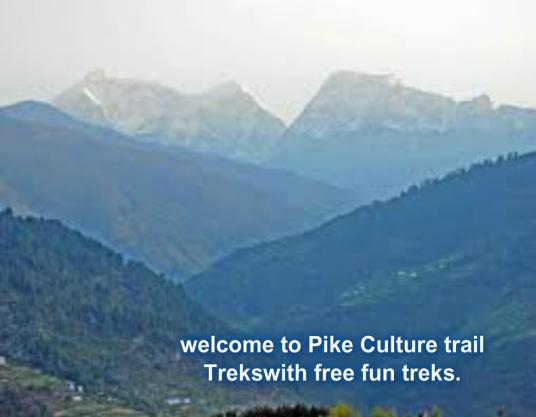 17 Days Pike Culture Trail Trekking