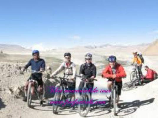25 Days Tibet Mountain Bike Tour