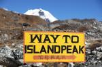 island peak free fun treks